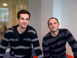 Mr. Flashy and Mr. Marini