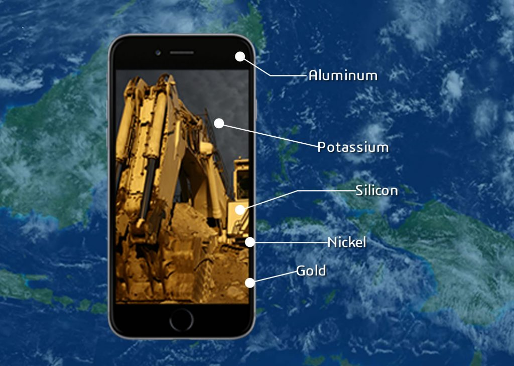 Mining Facts: Smartphones Contain More than 60 Minerals