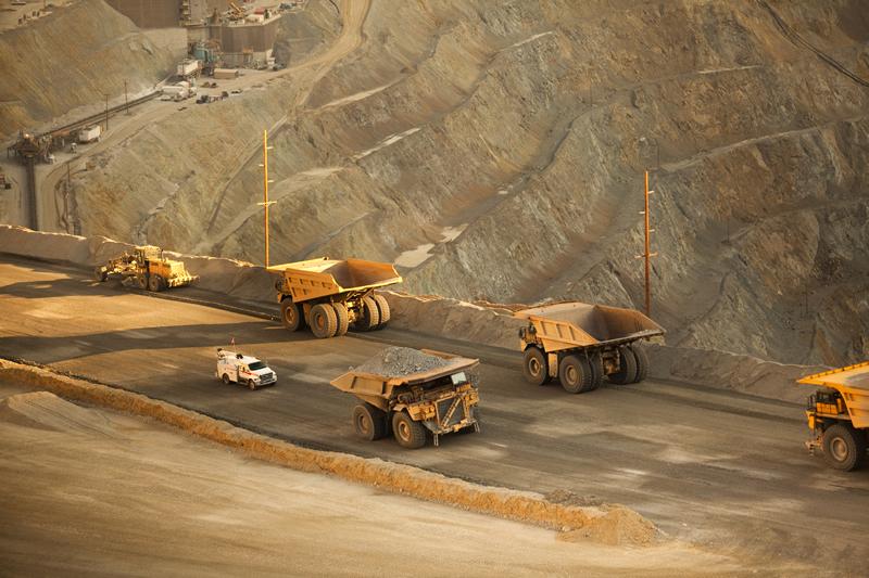 Low Grade Mines