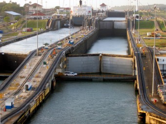 Panama Canal Prefabrication