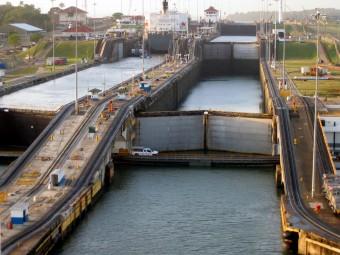 Panama Canal Prefabrication