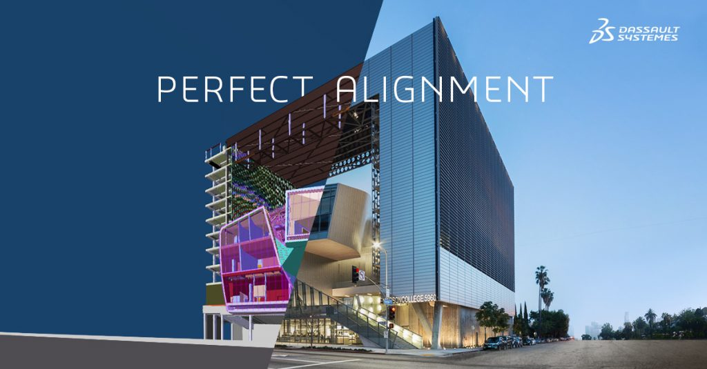 Perfect Alignment Dassault Systemes