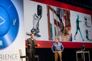 Professor Hugh Herr at SolidWorks World 2014