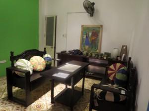 Reborn sofas in Green Street