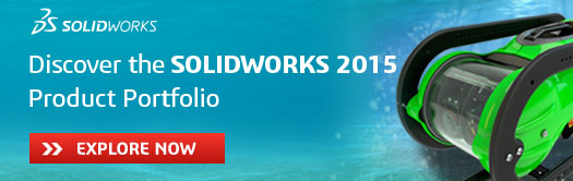 Introducing SOLIDWORKS 2015: Designed by You