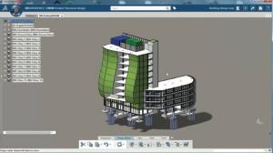 Building Design for Fabrication screen shot