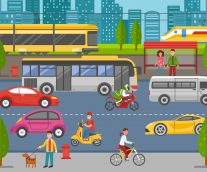 Smart City Dashboard: Improving Transportation and Mobility in Singapore