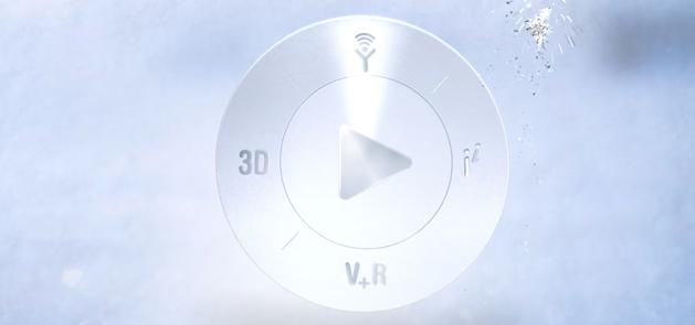 Snowy 3DX Compass