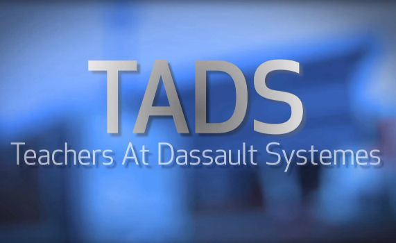 Teachers at Dassault Systèmes (TADS) Citizenship Program