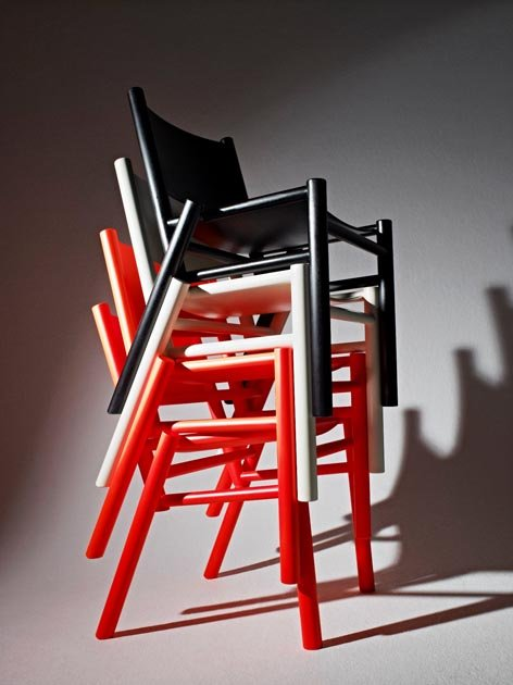 Tom Dixon_Milan_Peg Chair