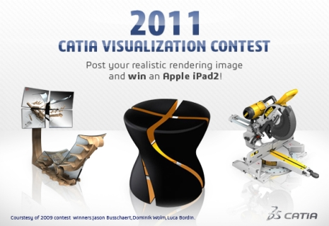 CATIA Contest 2011 Dassault Systemes