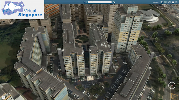Virtual Singapore screenshot3