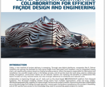 For Efficient Facade Design & Engineering: Collaborate With Your Supply Chain