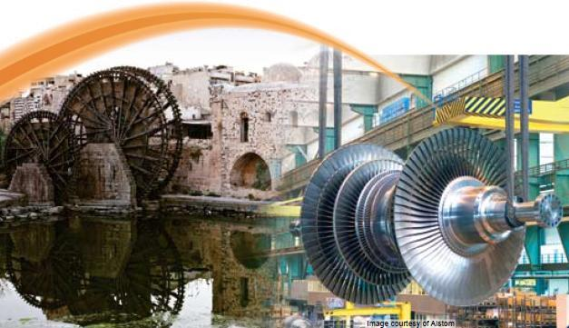 Turbomachinery Makes the World Go 'Round