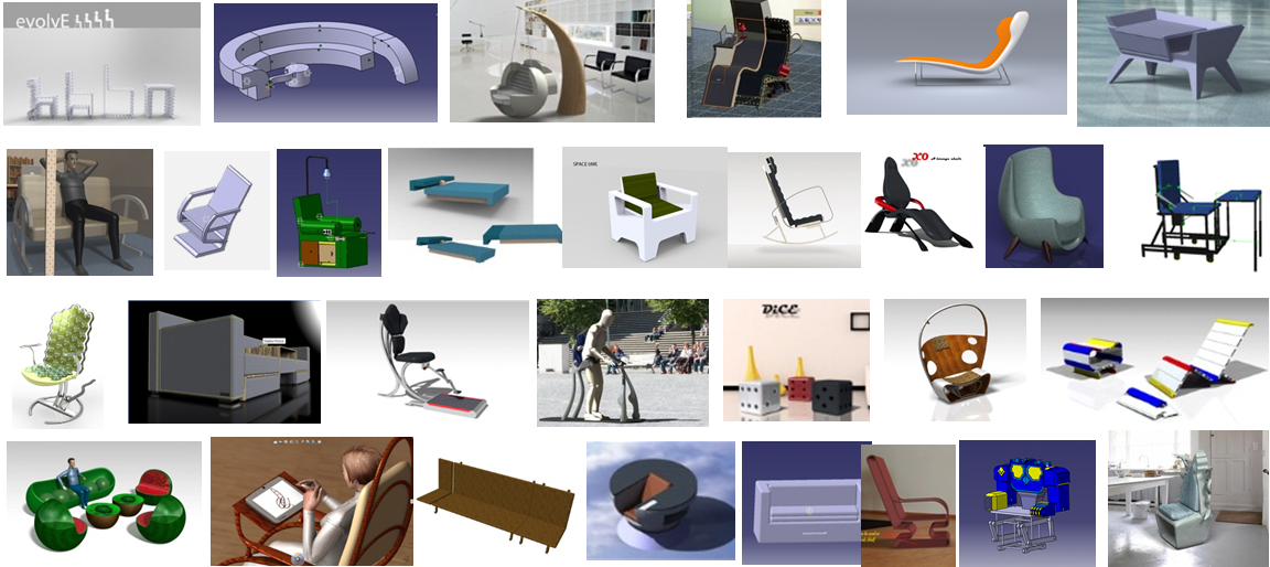 "And the winner of the ""Seating Experience"" CATIA Design Contest 2013 is…"