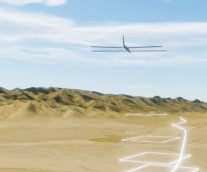 High Powered, Renewable Energy Drones