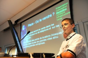 Final presentaion in Paris