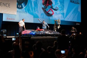 American Bobsled at SWW14