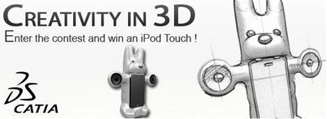 Creativity in 3D Contest