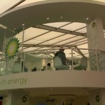 BP Stand at OE2009