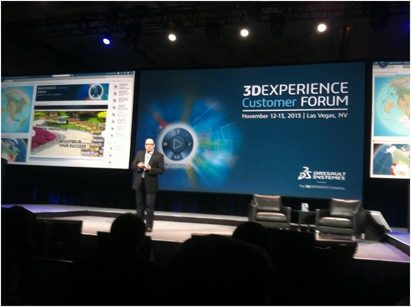 Dassault Systèmes' Biggest Ever North American Customer Forum Kicks off In Vegas