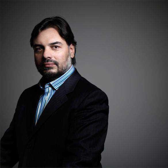 Cristiano Ceccato, Architect at  Zaha Hadid Architects