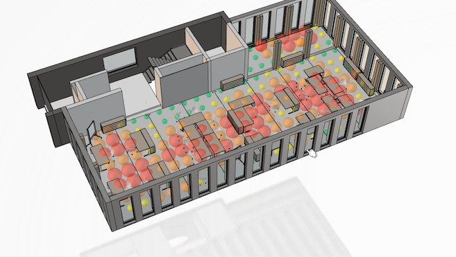 dassault systemes smart building