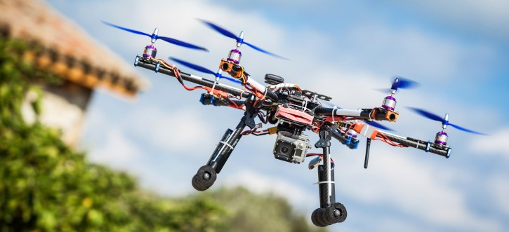 Drones for daily life are on the horizon