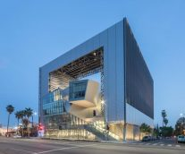 Zahner Works – Emerson College at Los Angeles