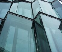 Intelligent 3D Curtain Wall Design