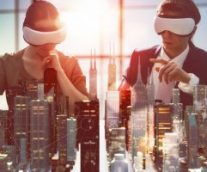 What are immersive technology's future implications for business?