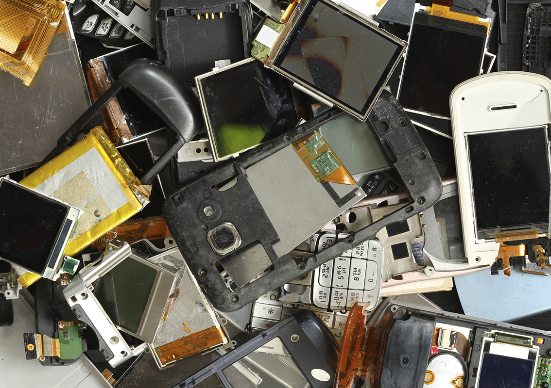 "Sustainability Series blog post:  Removing the ""E"" from E-waste"