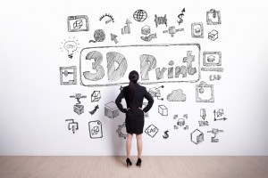 3D printer concept