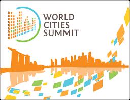 world cities summit logo