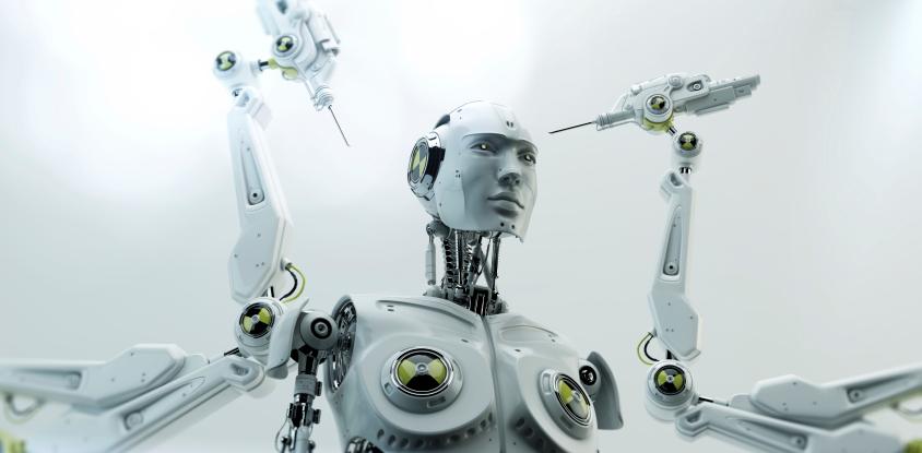 Stylish robot assemble