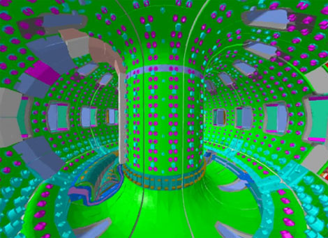 3D Technology Forges ITER Fusion Power Future