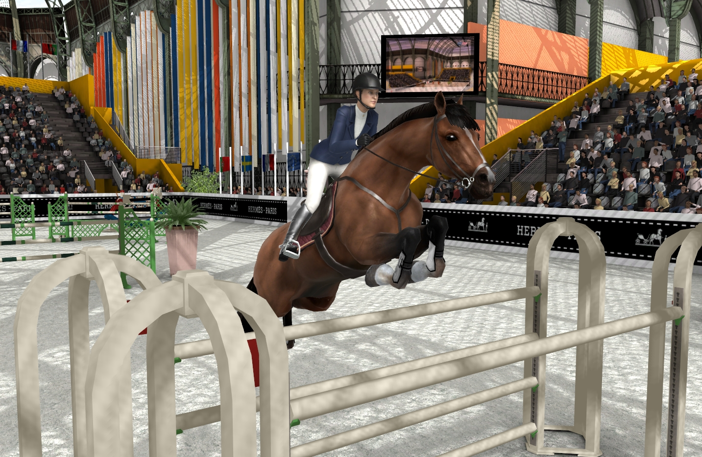 Horse Riding Games, Jumping, Play Online Horse Racing ...
