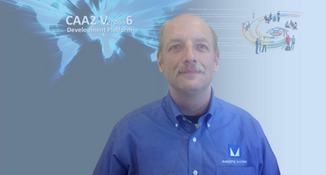 How Dassault Systèmes' Support met Matt Wynn, CAA enthusiast