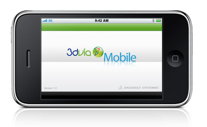 The 3DVIA Mobile App is Finally Here!