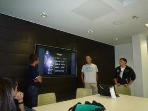 Vsiti of the Nokia Design Studio in London