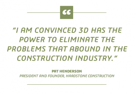 Pat Henderson, quote