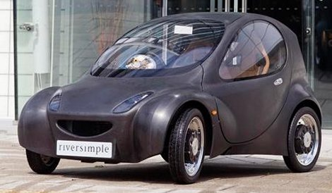 Riversimple Urban Car: Simply a Revolution!