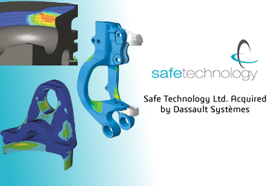 Dassault Systèmes welcomes Safe Technology!