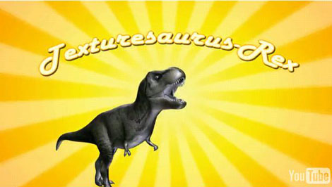 Mr. Texturesaurus-Rex, what do you think about this?