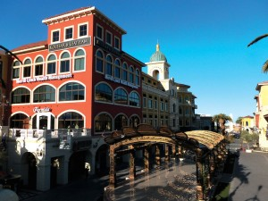 Hardstone Construction Tivoli Village project