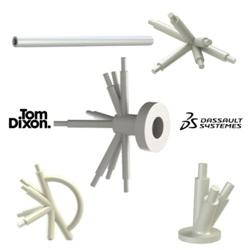 Disrupt Dixon's Design [D3] in 3D