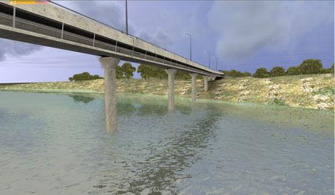 The Trebbia Bridge