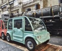 Tailor made modular electric vehicles