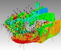 Виды блочных геологических моделей  и их использование при планировании горных работ
