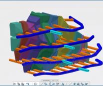 Модуль Stope shape optimizer: средство оптимизации формы очистных выработок